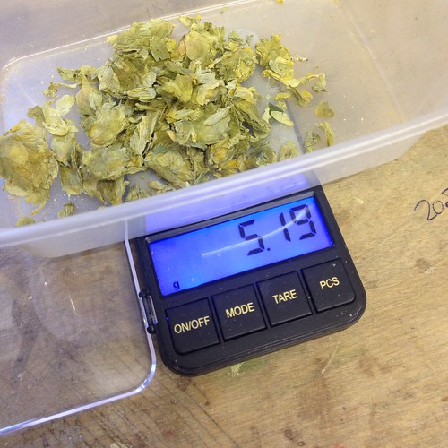 AG#126 Wishbone IPA, a massive 5g of FWH for the copper. | by pdtnc