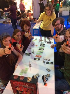 The Lots Of Us at #EGX. #WelcomeToGuildford cc @Naughty_Dog | by paul_kercal