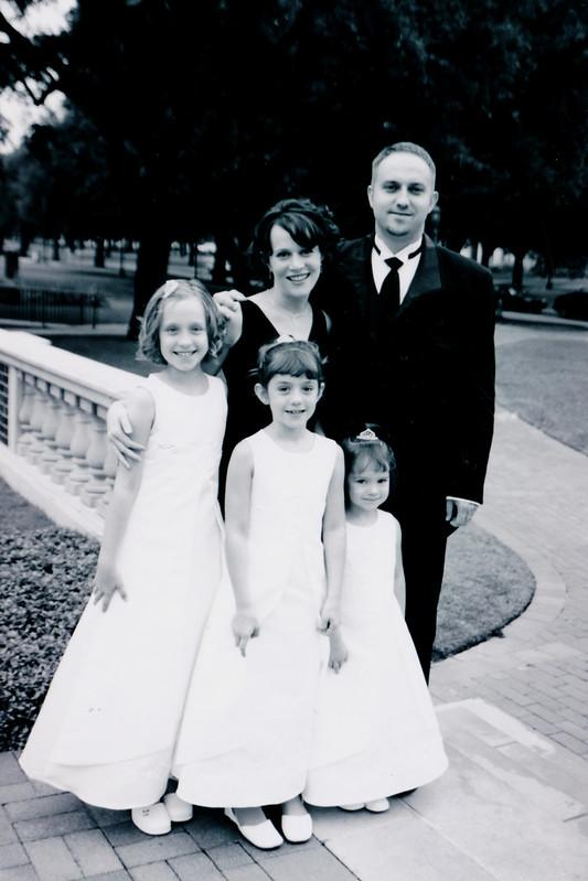 2004 Wedding - M&M