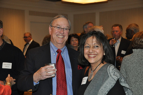 March 24, 2017-Lafayette's Citizen of the Year Dinner Honoring Dick and Robin Holt