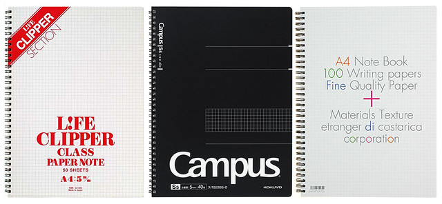 1060x660 A4 Ring Notebooks