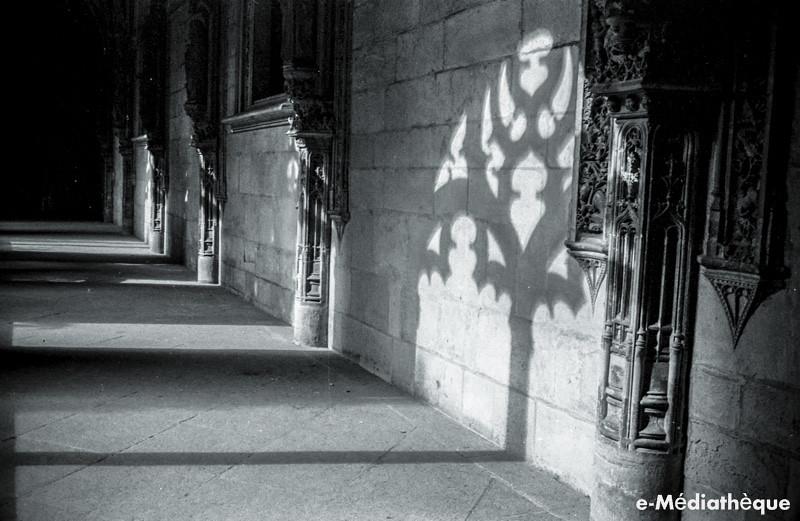 Monasterio de San Juan de los Reyes en Toledo en agosto de 1965. Fotografía de Jacques Revault © e-Médiathèque | Médiathèque SHS de la Maison méditerranéenne des sciences de l'homme