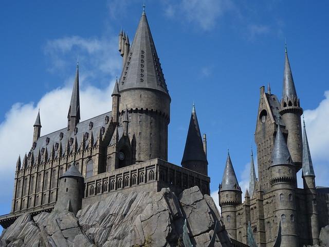 Hogwarts Castle (GXR Mount A12 + Color-Skopar 35mm F2.5 PII)