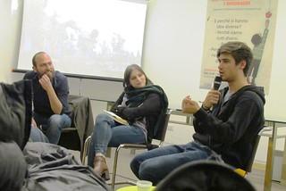 Noicattaro. Incontro con l'autore Giacomo Mazzariol front