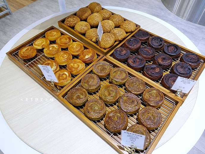 15 Gontran Cherrier Bakery Taipei 限購6個法國超人氣排隊可頌 食尚玩家 台北大雞大利食來運轉特別企劃