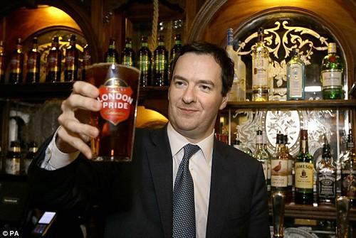 Споживчий кошик британця: джин, шоколад…