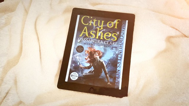 City of Ashes by Cassandra Clare | The Mortal Instruments Book 2