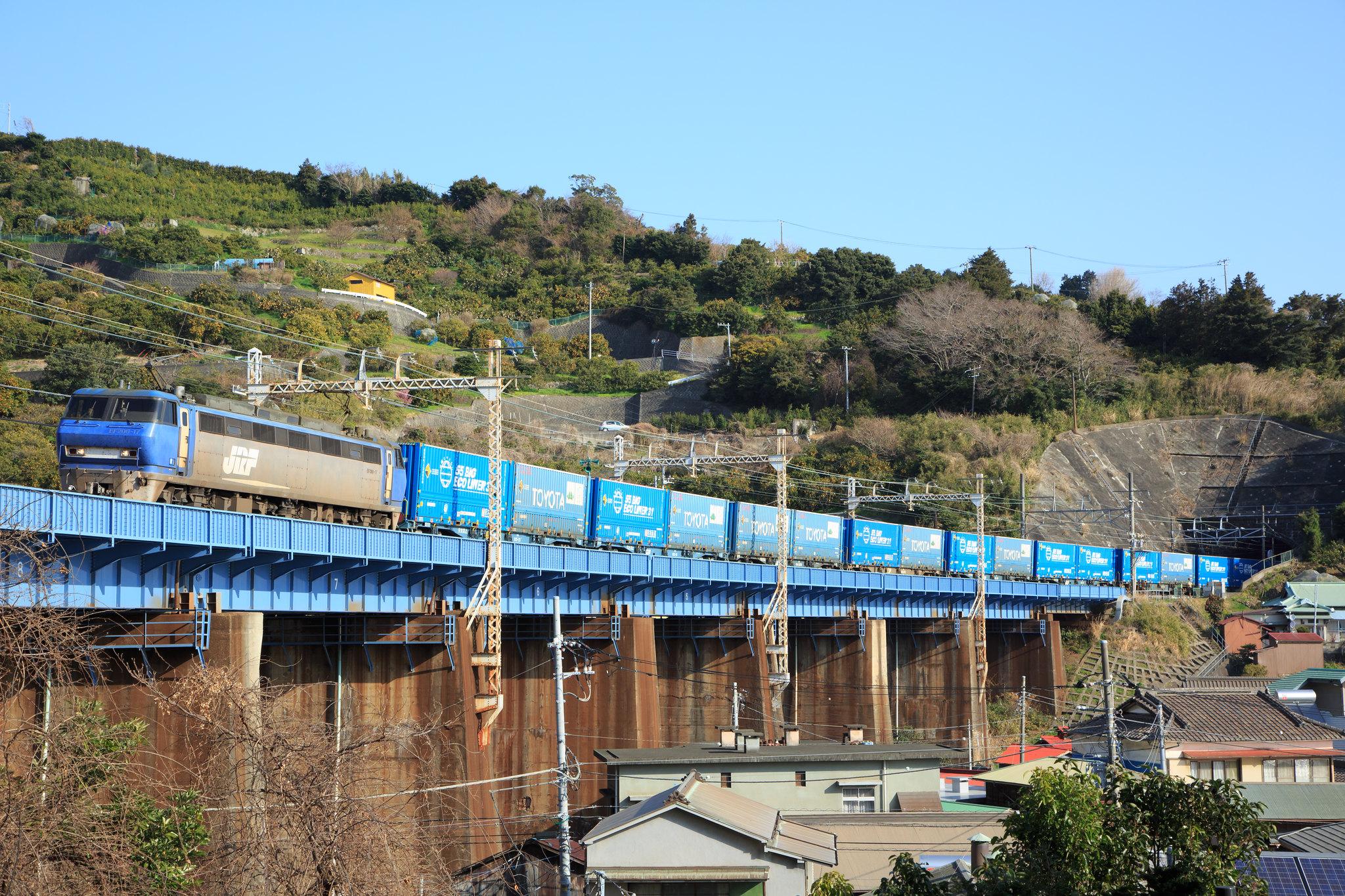 EF200 17 / Tokaido Line