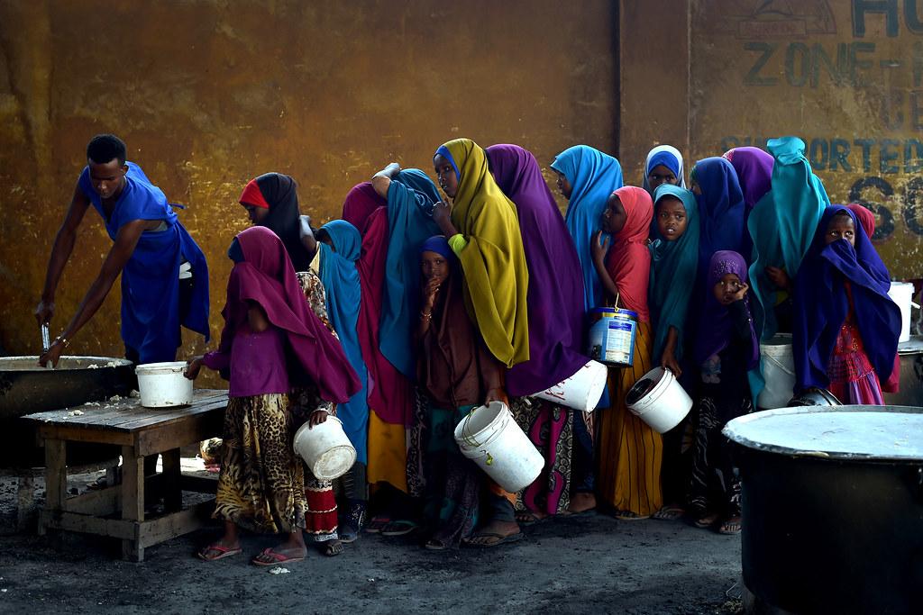 Drought Threatens Famine in Somalia