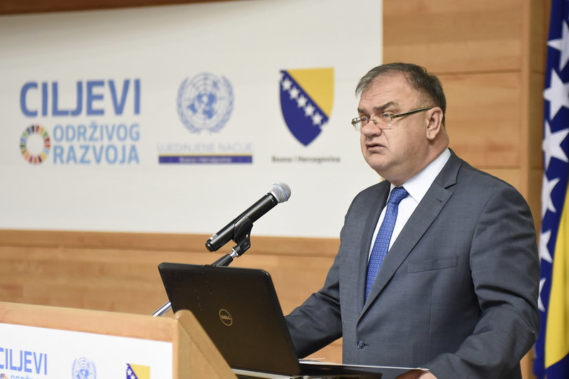 SDG Conference in Sarajevo 03 April 2017