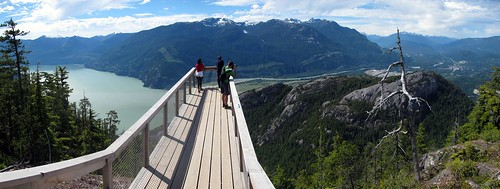 The Chief Viewing Platform | by Canadian Veggie