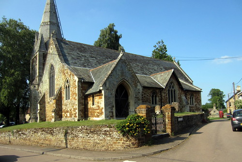 St John's church Abthorpe