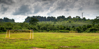 The beautiful game, even in the middle of a rainforest | by OSBhutta
