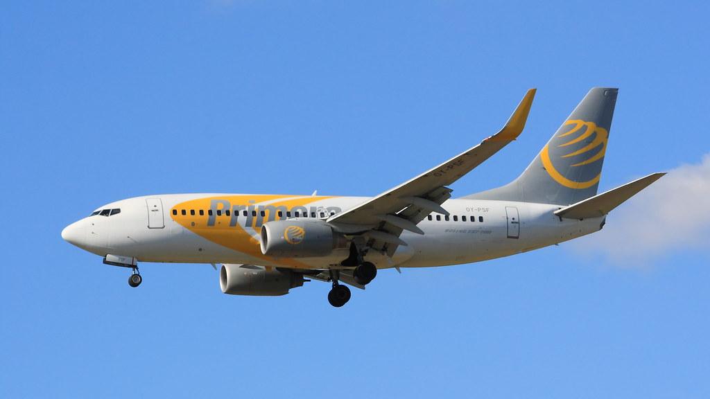 Image result for primera Airways: image
