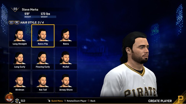 MLB The Show 17, Road to the Show