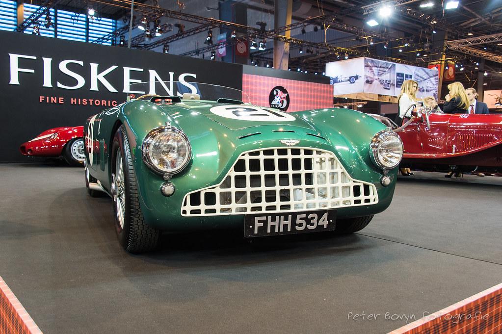 Aston Martin Db3 1952 This Wonderfully Rare Sports Racin Flickr
