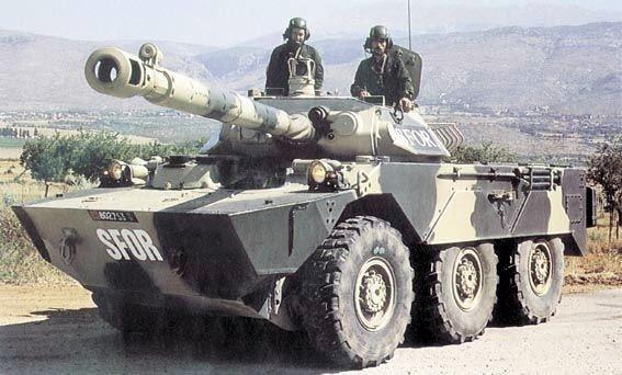 Les F.A.R. en Bosnie  IFOR, SFOR et EUFOR Althea 32897940776_cf437427d8_o