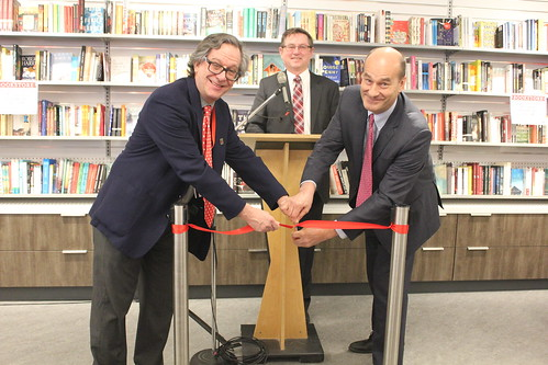 York University Bookstore Official Opening