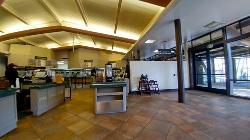 Yosemite Lodge Cafeteria - terrible for the morning