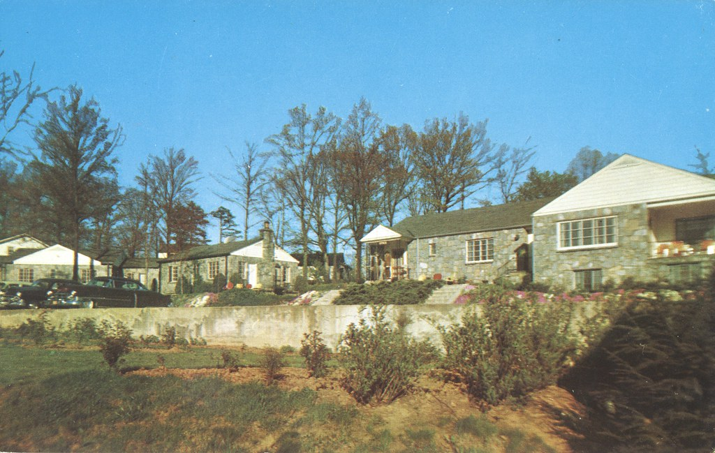 Rock Haven Terrace - Asheville, North Carolina