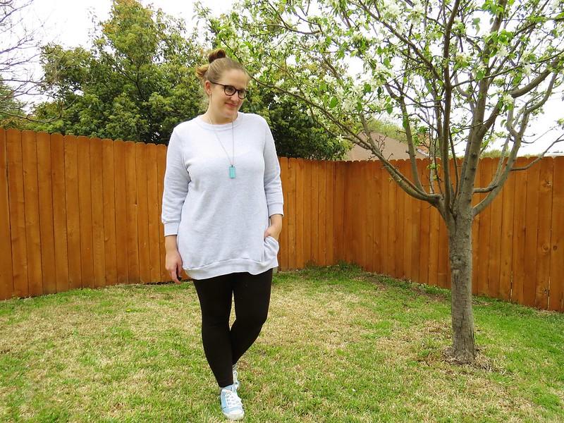 Sweatshirt Refit - After