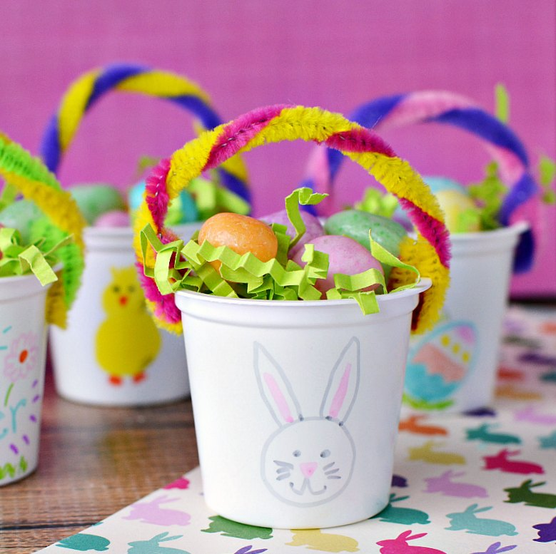 Easter-Basket-K-Cup-Craft