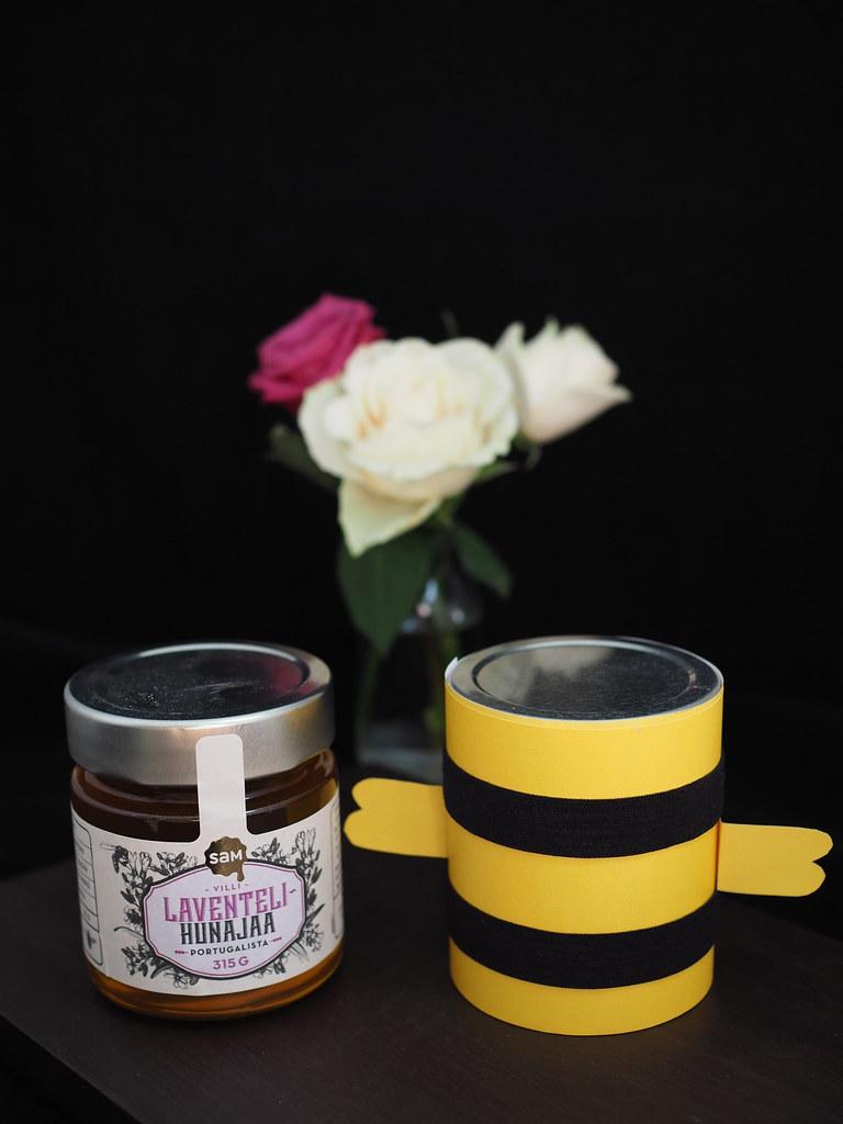 hunaja-lahjaksi