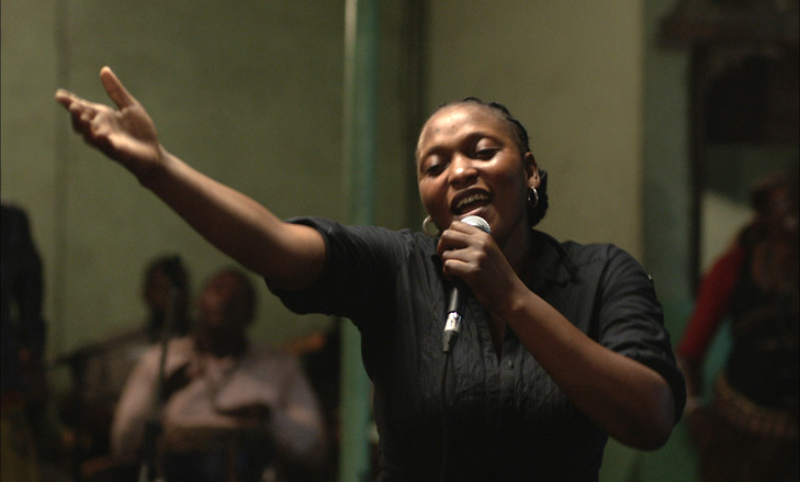 Félicité d'Alain Gomis : Véro Tshanda Beya Mputu