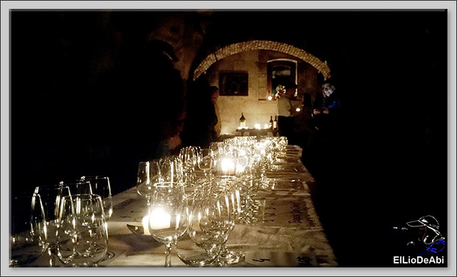 Bodegas medievales don Angel y don Carlos en Aranda de Duero  (8)