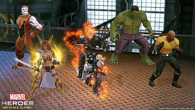 Marvel Heroes Omega Coming To PS4 This Spring PlayStationBlog