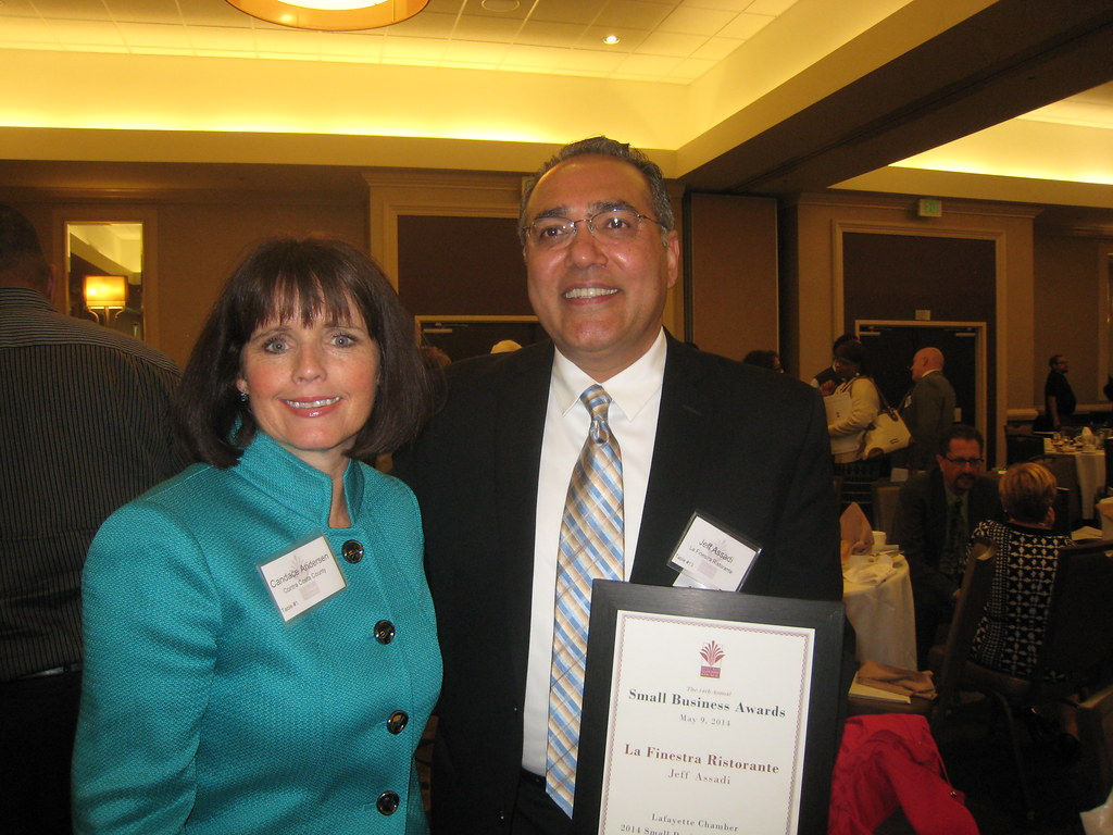 May 9 2014 east bay leadership council small business awards luncheon honoring la finestra - La finestra lafayette ...