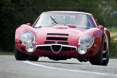 19th Vernasca Silver Flag Kapp Martin Alfa Romeo Giuli