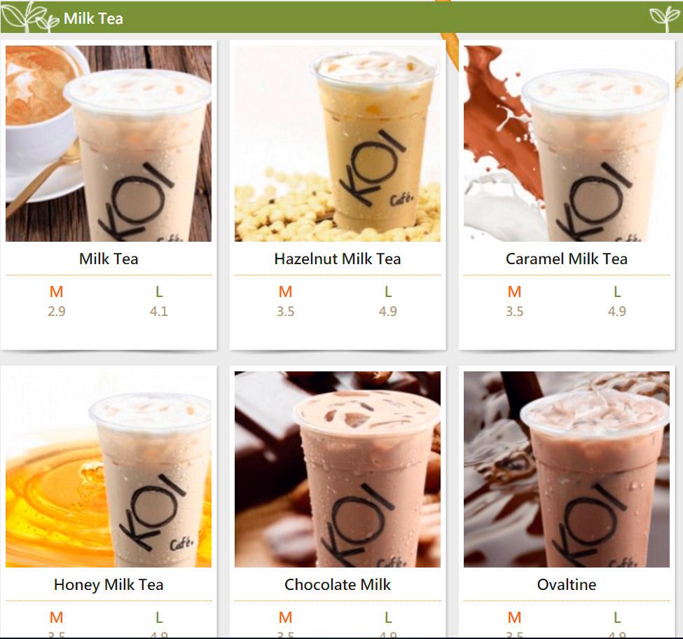 milk-tea-variety