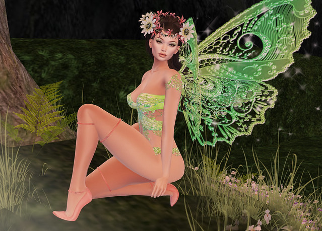 Dreamy , Lime, Carries Lingerie