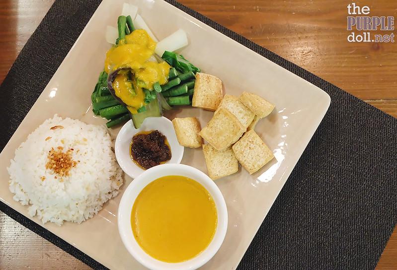 Kare-Kare Tofu (P330)