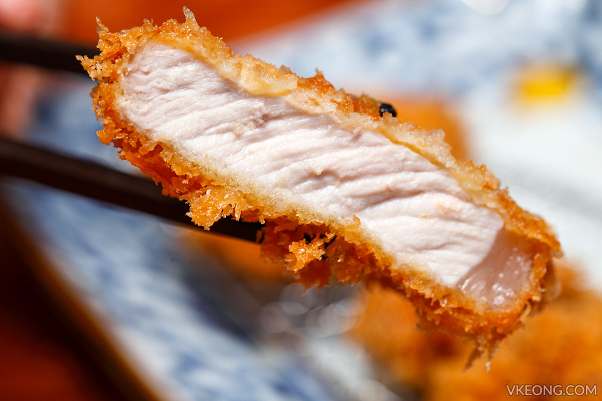 Tonkatsu Anzu Fried Pork Fillet