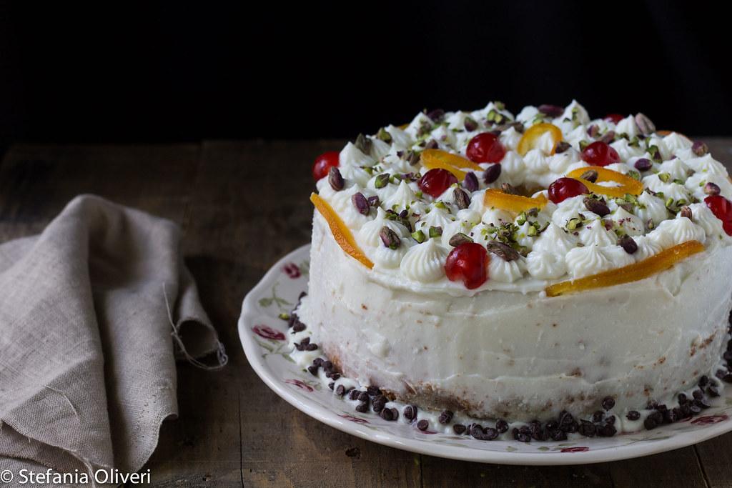 chiffon cake con ricotta 7598