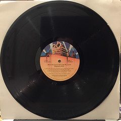 STEPHANIE MILLS:WHATCHA GONNA DO WITH MY LOVIN'(RECORD SIDE-A)