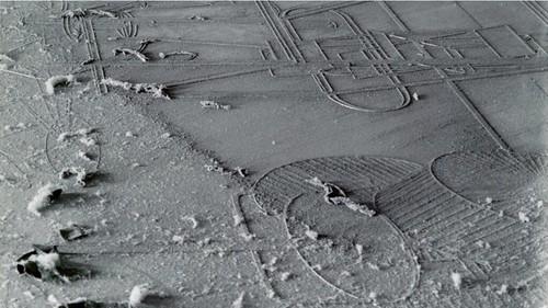 Man Ray/Marcel Duchamp, Élevage de poussière, 1920