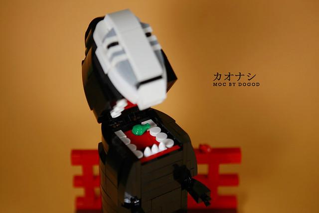 LEGO Le Voyage de Chihiro (Spirited Away)