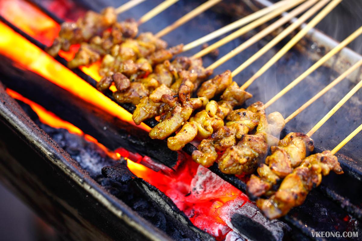 Hai Heng Pork Satay Grill Melaka