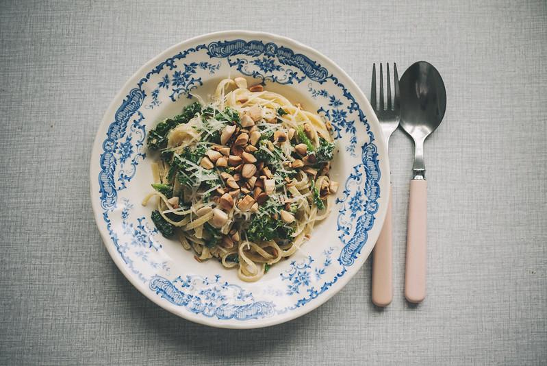 grönkålspasta