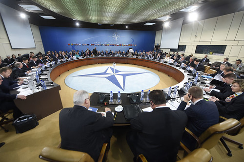 Meeting of the North Atlantic Council at the level of Foreign Affairs Ministers | by NATO
