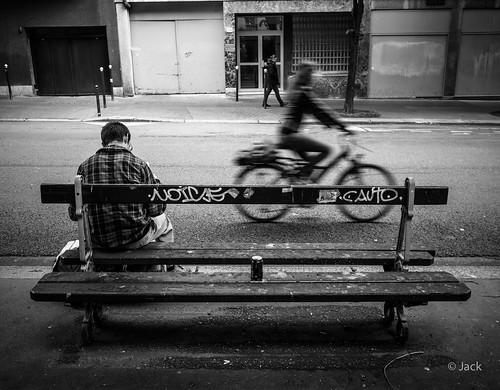 street - poésie urbaine