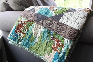 Lush Uptown Quilt | by CoraQuilts~Carla