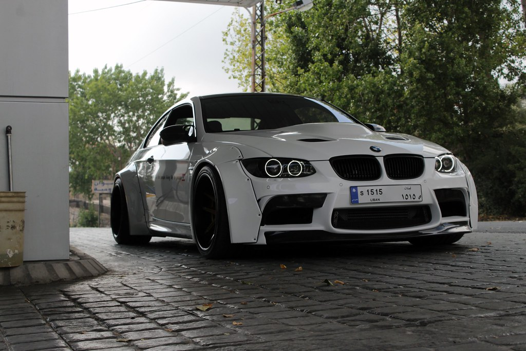 Liberty Walk E92 M3 Wissam 720bhp Supercharged With An A Flickr