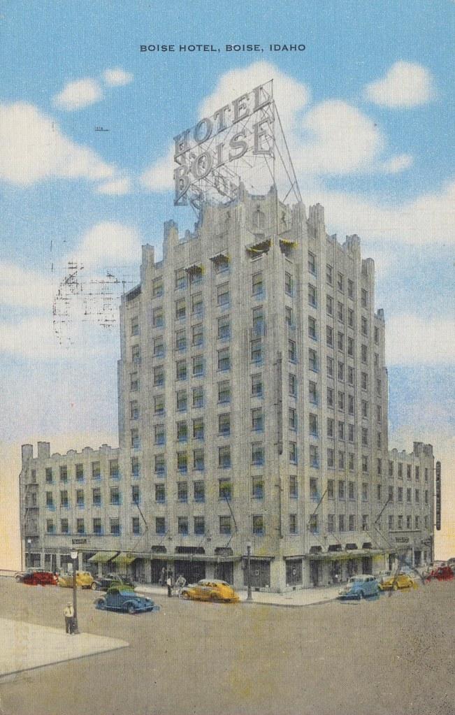 Boise Hotel - Boise, Idaho