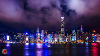 Cyber City Night | by jonathan.leung