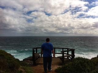 Mike at Lookout | by Miss Shari