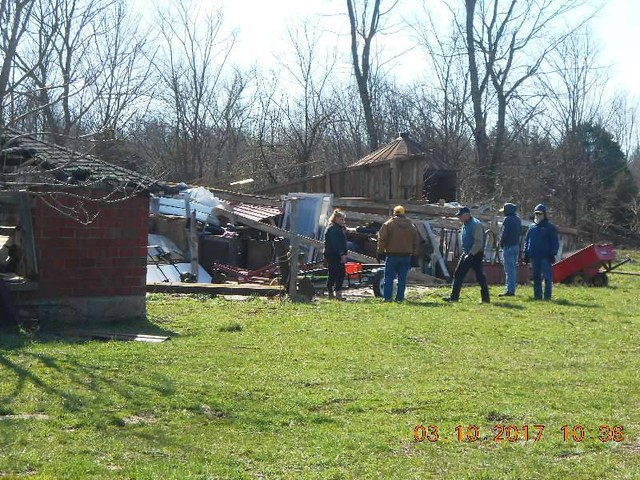 Disaster Relief - Ripley Co. EMA